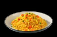 青豆玉米雞胸肉炒飯