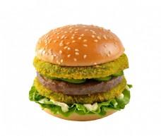 牛油果牛肉漢堡