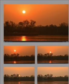 日落視頻拍攝