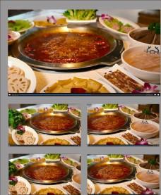 火鍋美食文化視頻拍攝