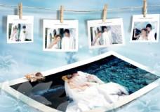 婚纱摄影海报