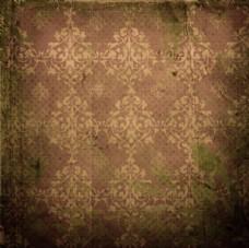 歐式復古暗色背景設計