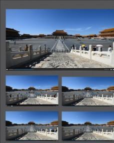 北京故宮定點延時拍攝