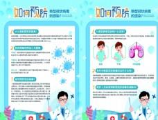 如何預防新型冠狀病毒