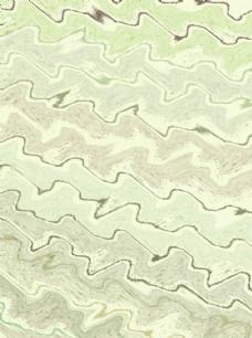 清新黃綠不規則底紋