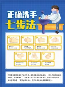 正確洗手七步法