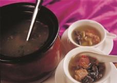 菌排骨汤元份