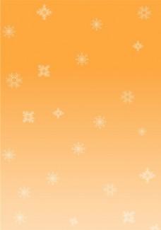 雪花背景图