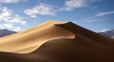 沙漠沙丘景观