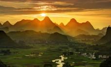 美丽的桂林山水