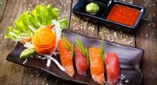 寿司刺身摄影美图