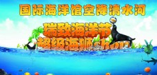 国际海洋馆 超级海狮show