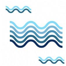矢量水波浪