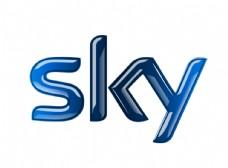 SKY英国天空电视台logo
