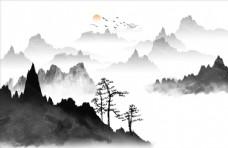新中式山水