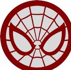 蜘蛛侠标志