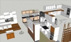 宜家 IKEA SKP 厨房