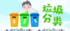 垃圾分类保护环境人人有责