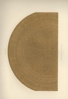 复古纸张花纹图案背景