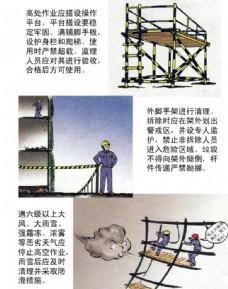 工程安全漫畫