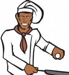 厨师 大厨