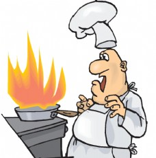 厨师 烹饪